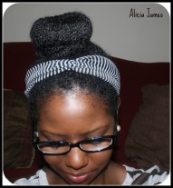 my bun March 2012