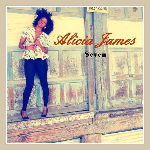 Alicia James - Seven