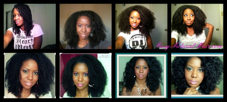 36-40 months Natural Hair - Alicia James