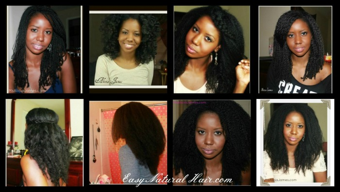 41-48 Months Natural Hair