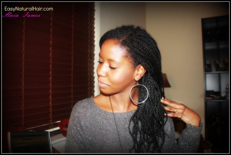"""Natural Hairstyles"" Thanksgiving Hair Of The Day"