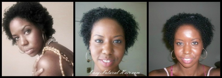 TWA Natural Hair - Alicia James