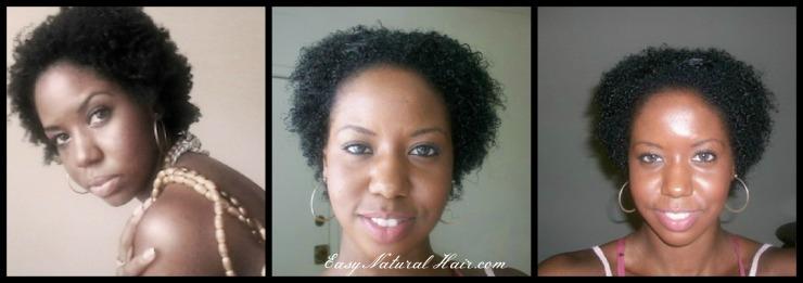 TWA Natural Hair - Alicia James