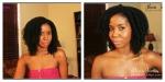"""""""Natural Hair"""" - Wash and Go Shrinkage"""