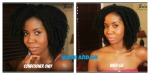 Wash and Go With Gel and Without