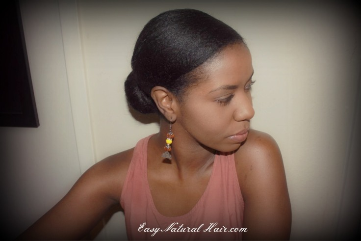 My New Go To Hairstyle - #NaturalHair