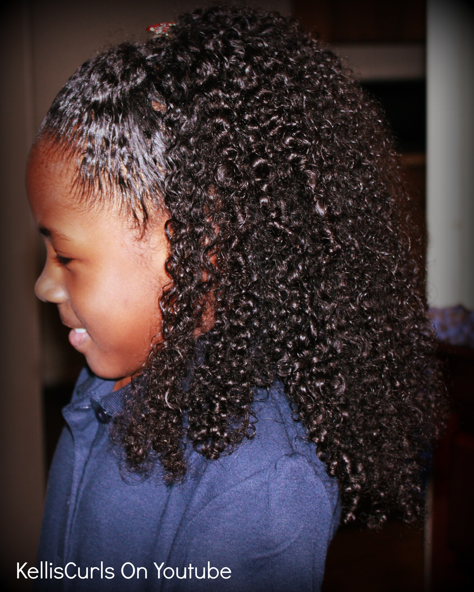 Washing Curly Hair Kelli S Wash Day Routine How To Take