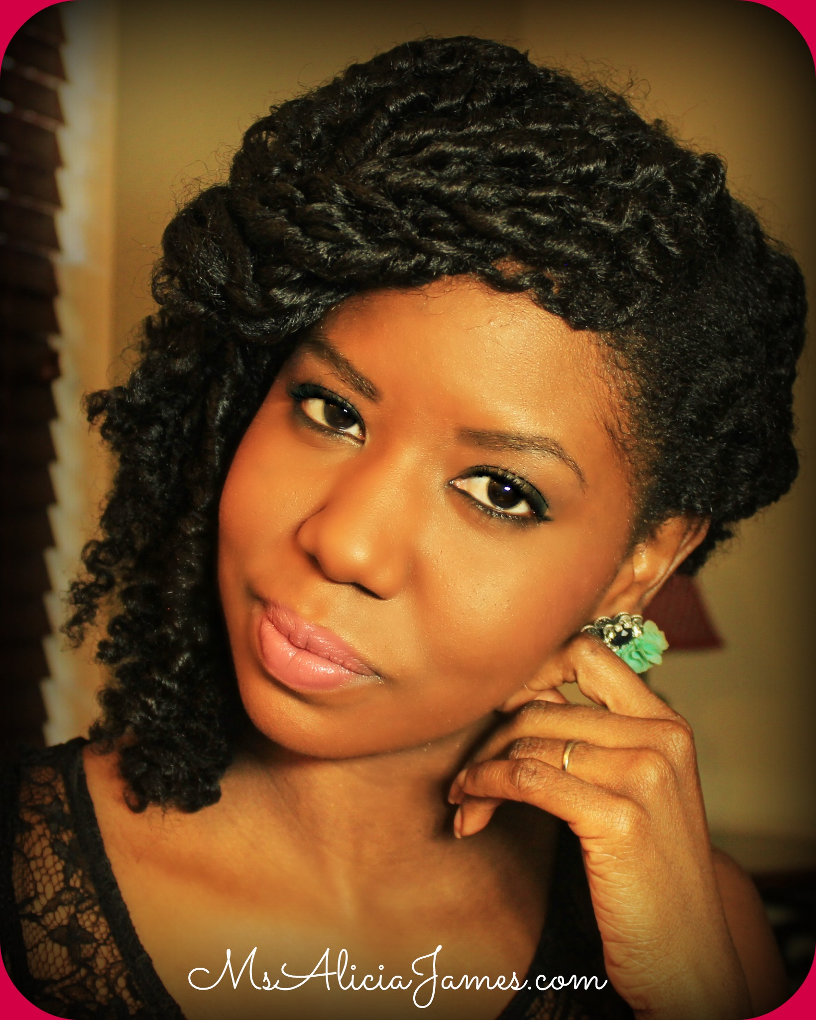 natural hairstyles with marley hair : ... at 1639 ? 2048 in Straw Set On Natural Hair ? Natural Hair Styles