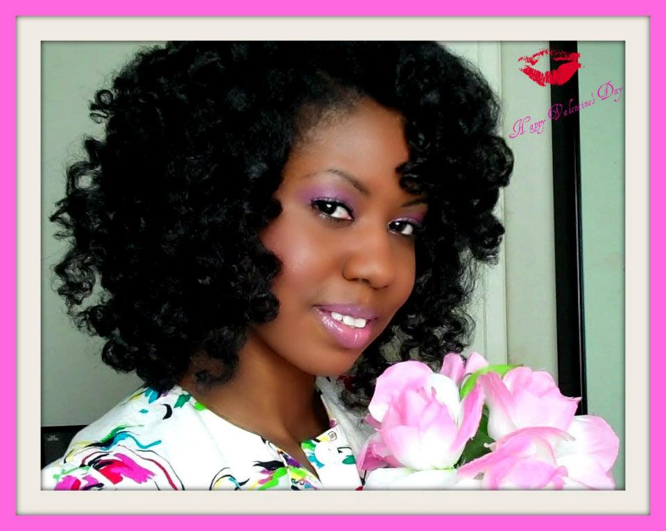 natural hairstyles buns : Prom, Wedding, special occasion hairstyles on natural hair