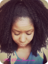 Stretching My Curls - Natural Hair
