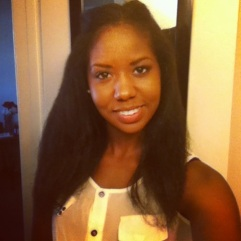 Straightened Natural Hair 4a and 4b