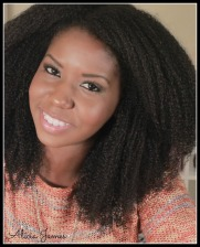 Natural Hair Styles Pictures - Wash and Go Natural Hair