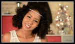 holiday hair beautiful curls on natural hair - natural hair pictures