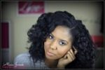 Natural Hair Pictures flat twist and curl hairstyle on natural hair - pictures - collage