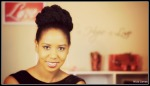 marley twist bun - hairstyles on natural hair
