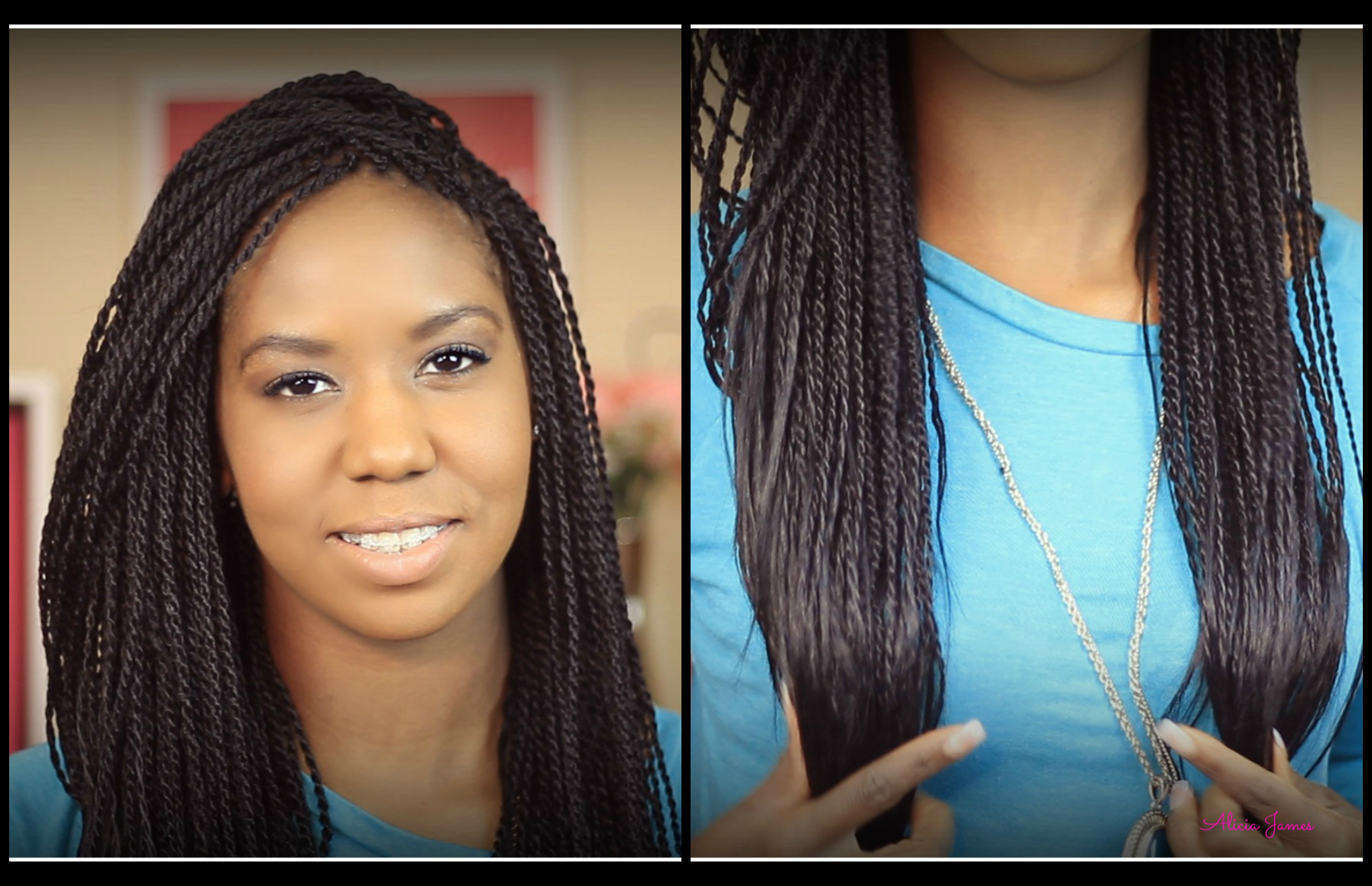 Day 2 2014 Hair Growth Journey My New Twist How To Take