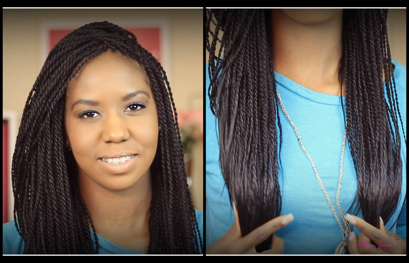senegalese twist - Hairstyle