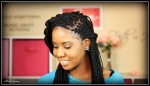 senegalese twist - hairstyles